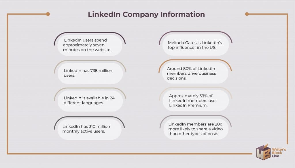 LinkedIn Company Information